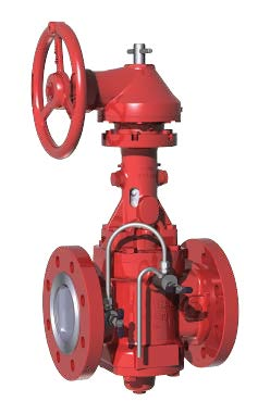 General Valve Twin Seal Valves